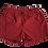 Thumbnail: RED NYLON SHORT SHORTS
