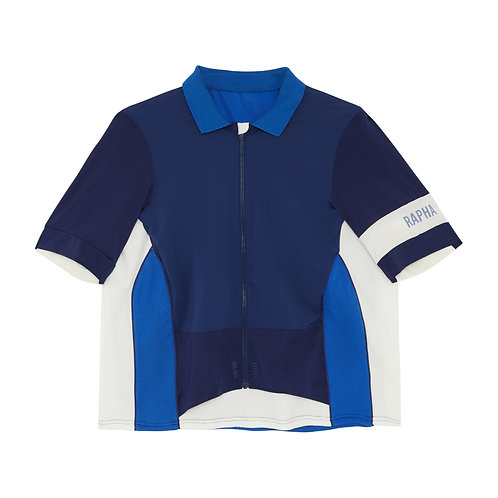 Loose fit polo T - Size M