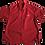 Thumbnail: RED NYLON OVERSIZED SHIRT