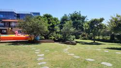 위미궁 정원