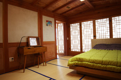 2층 온돌 침대