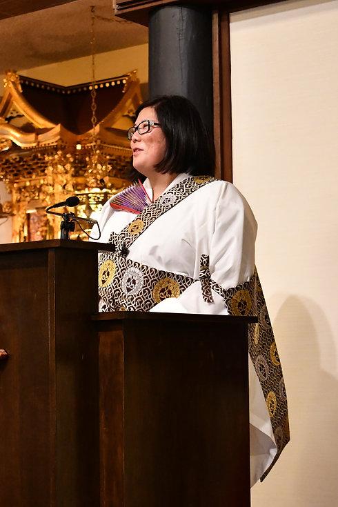 Shibata 2019 09 21 Buddhist Church of Fl