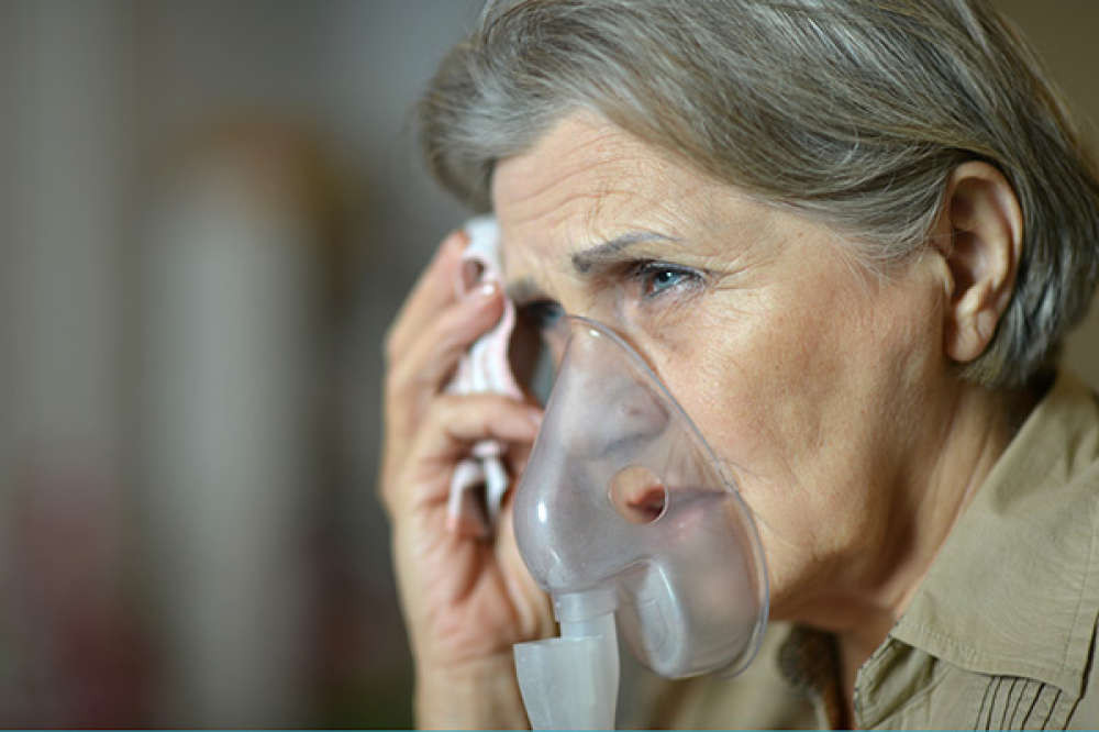 Oxygen therapy against alzheimer's