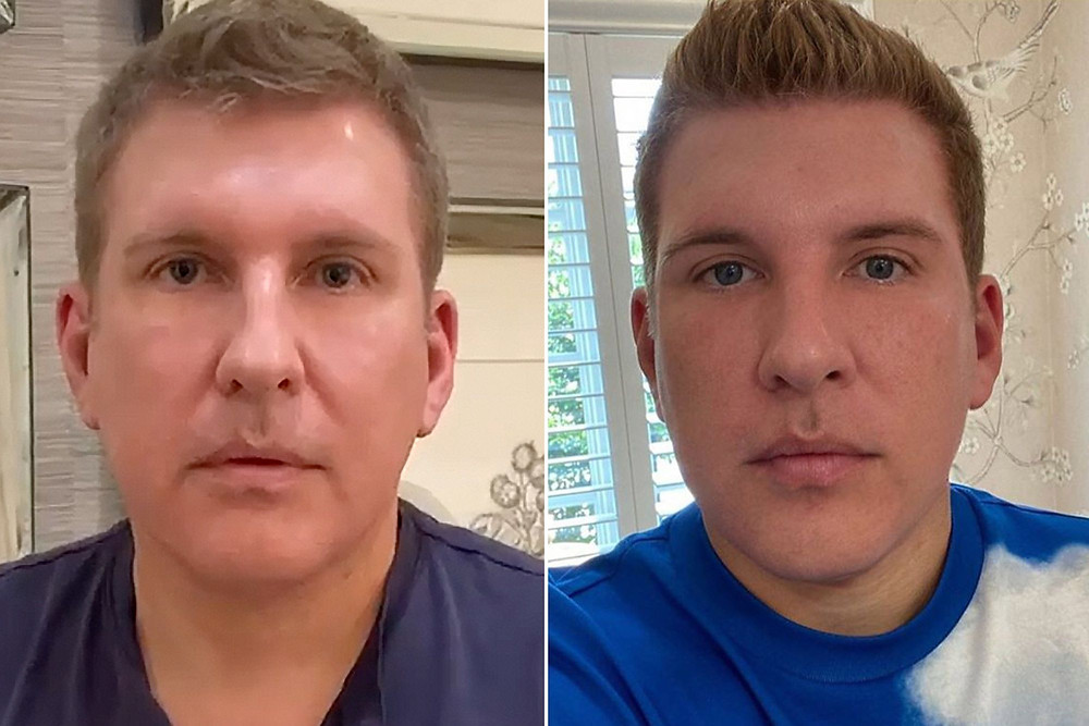 Todd Chrisley uses hyperbaric oxygen therapy to look younger/anti-aging