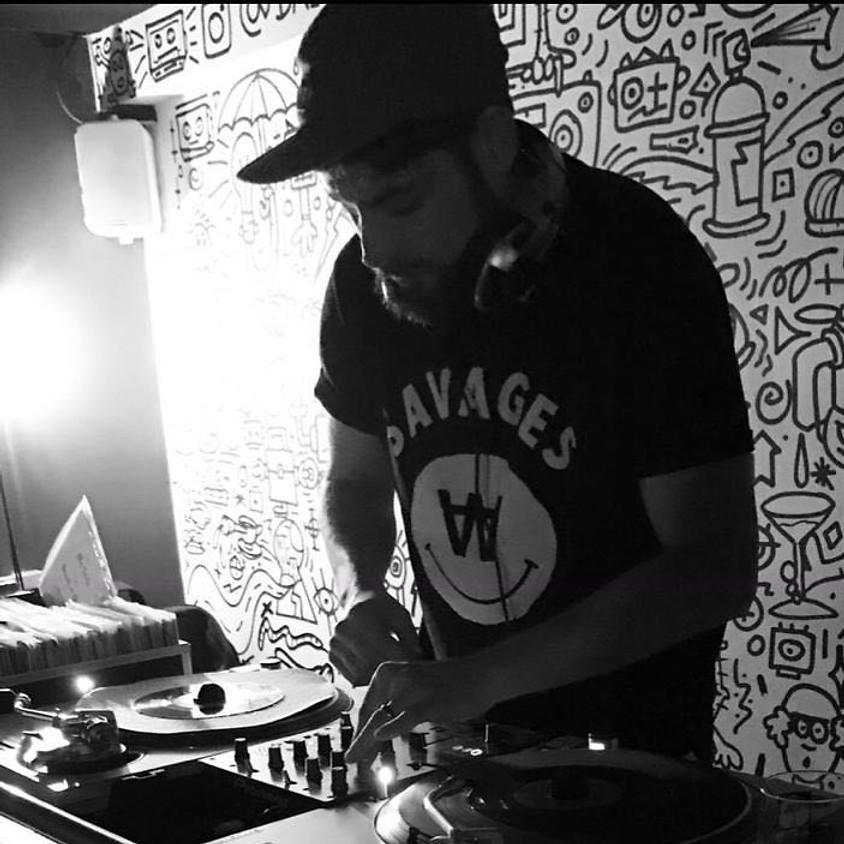 DJ Matt Baila Funk & Soul Pizza Party