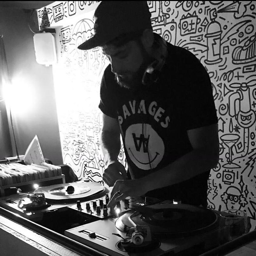 Funk & Soul Pizza Party with DJ Matt Baila