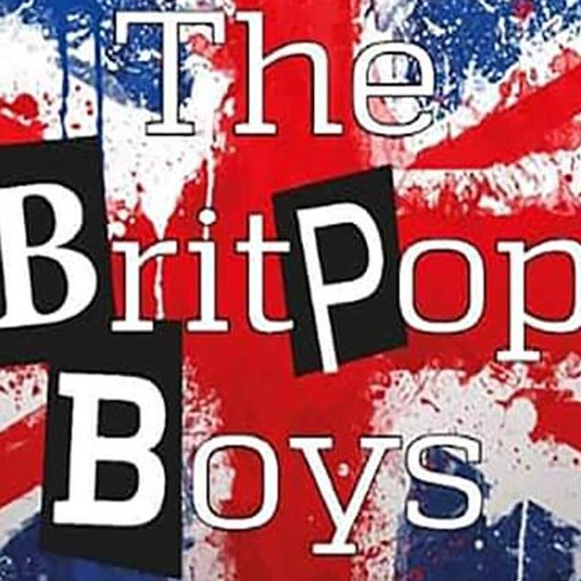 The Britpop Boys Live at the Swindon Summer Bowl Showdown!