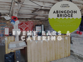 Event Bars and Catering