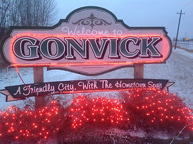 Gonvick, MN home of Mrs.Olson's Lefse