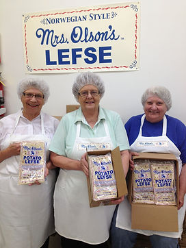 lefse ladies