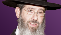 Rabbi Dovid Goldwasser speaks on behalf of Our Jewish Children