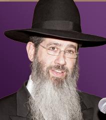 Rabbi Dovid Goldwasser speaks on behalf of Our Jewish Children