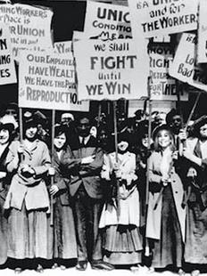 Historia de los derechos laborales de la mujer en España.
