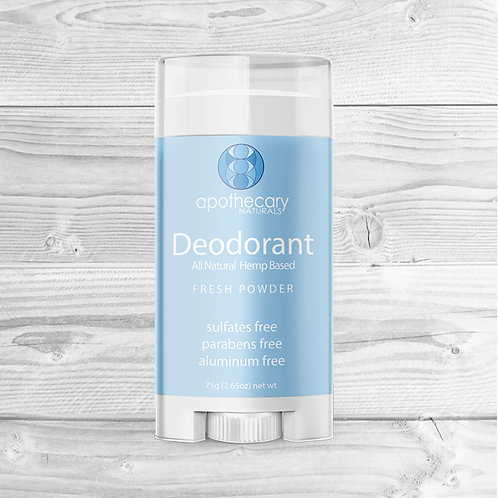 Fresh Powder All Natural Deodorant