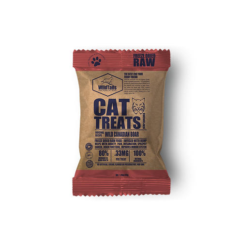 Cat Wild Boar Treats