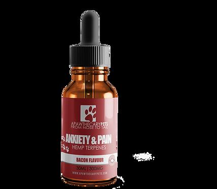 Pet Oral Drops - Bacon Flavour - 30mL - 300MG