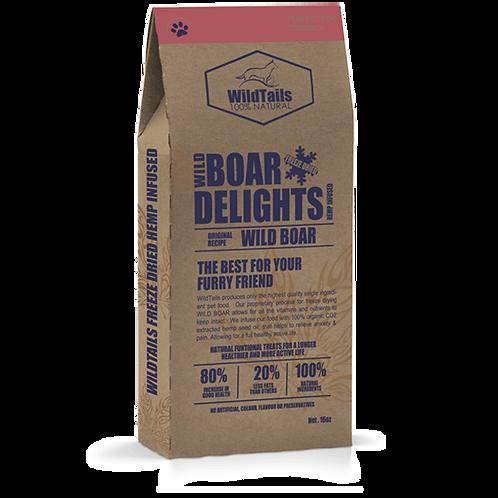 Wild Boar Delights -  Pet Food