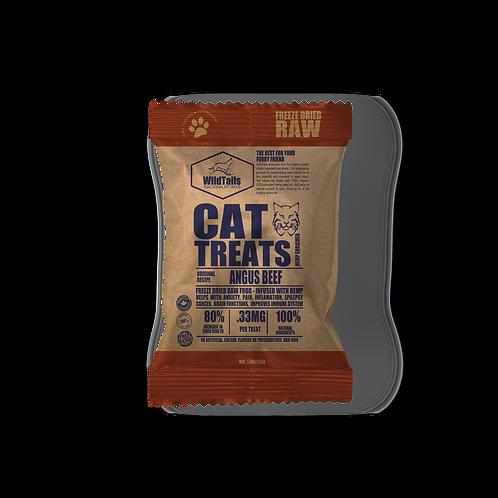 Cat Angus Beef Treats