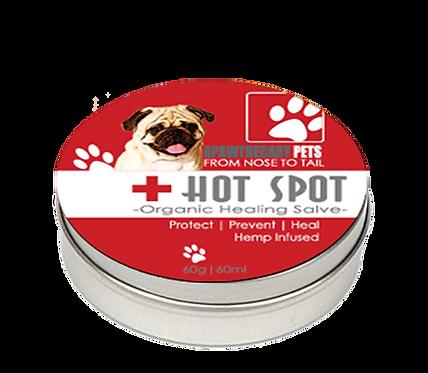 Hot Spot Salve - 60mL - 60g