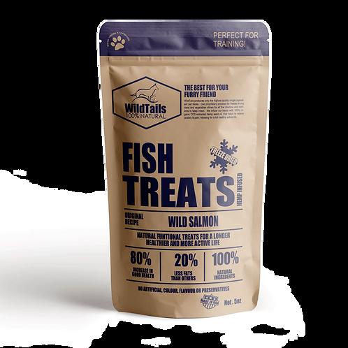Fish Treats - Wild Salmon