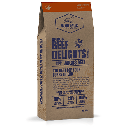 Beef Delights -  Pet Food