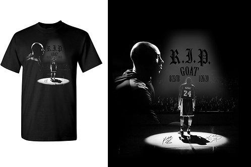Kobe RIP T-Shirt