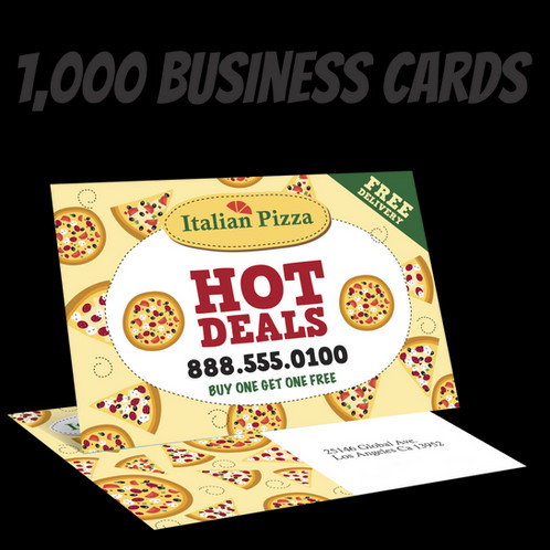 1000 full color double sided business cards colourmoves