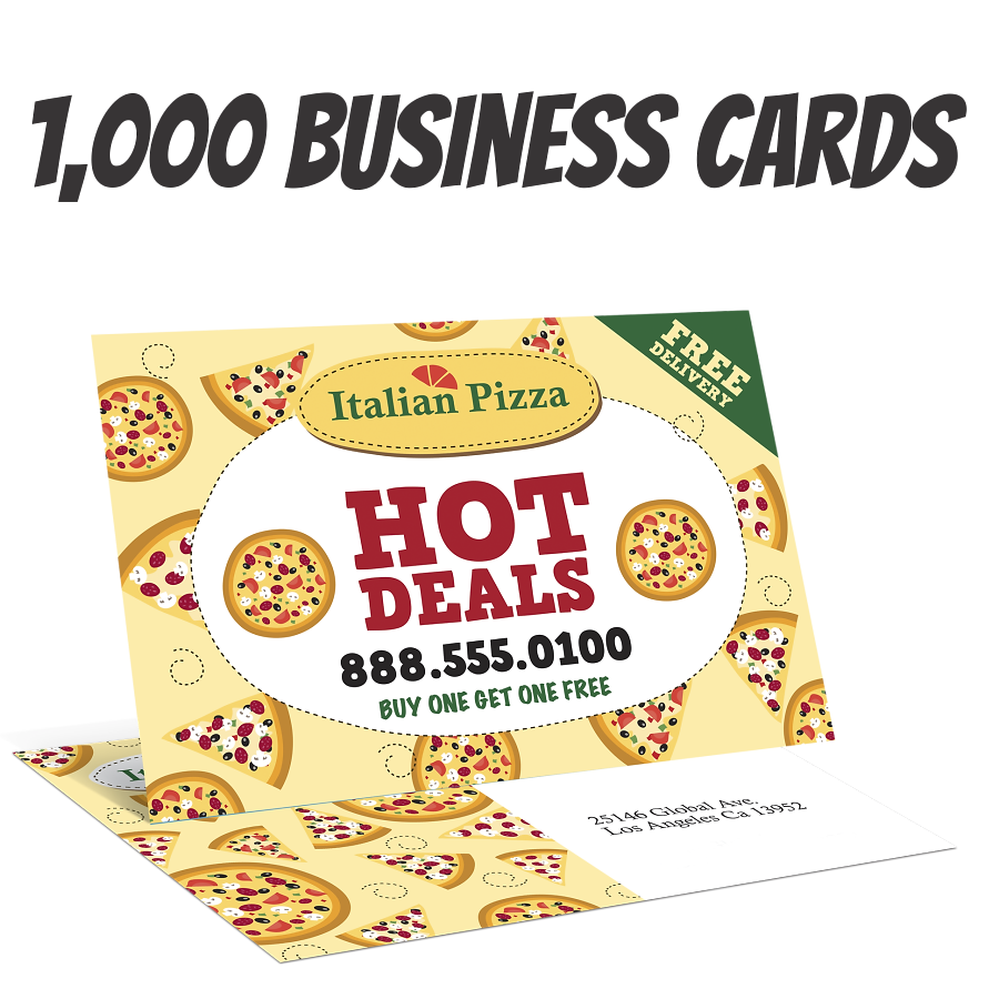 Signs banner service simi valley custom t shirts 4 u 1000 1000 full color double sided business cards magicingreecefo Gallery