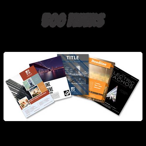 500 Flyers