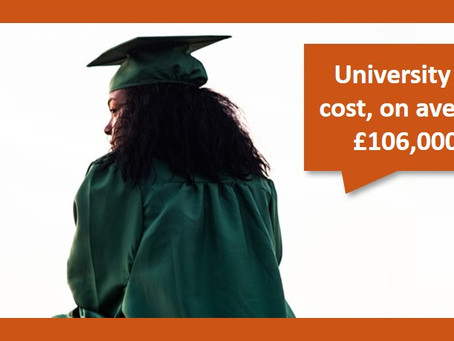 How to leave university without a £100k debt
