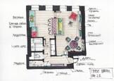 План квартиры Jura`s Pub