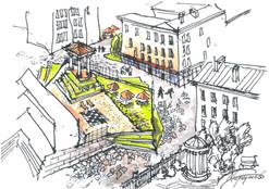 Общественные пространства Коломны