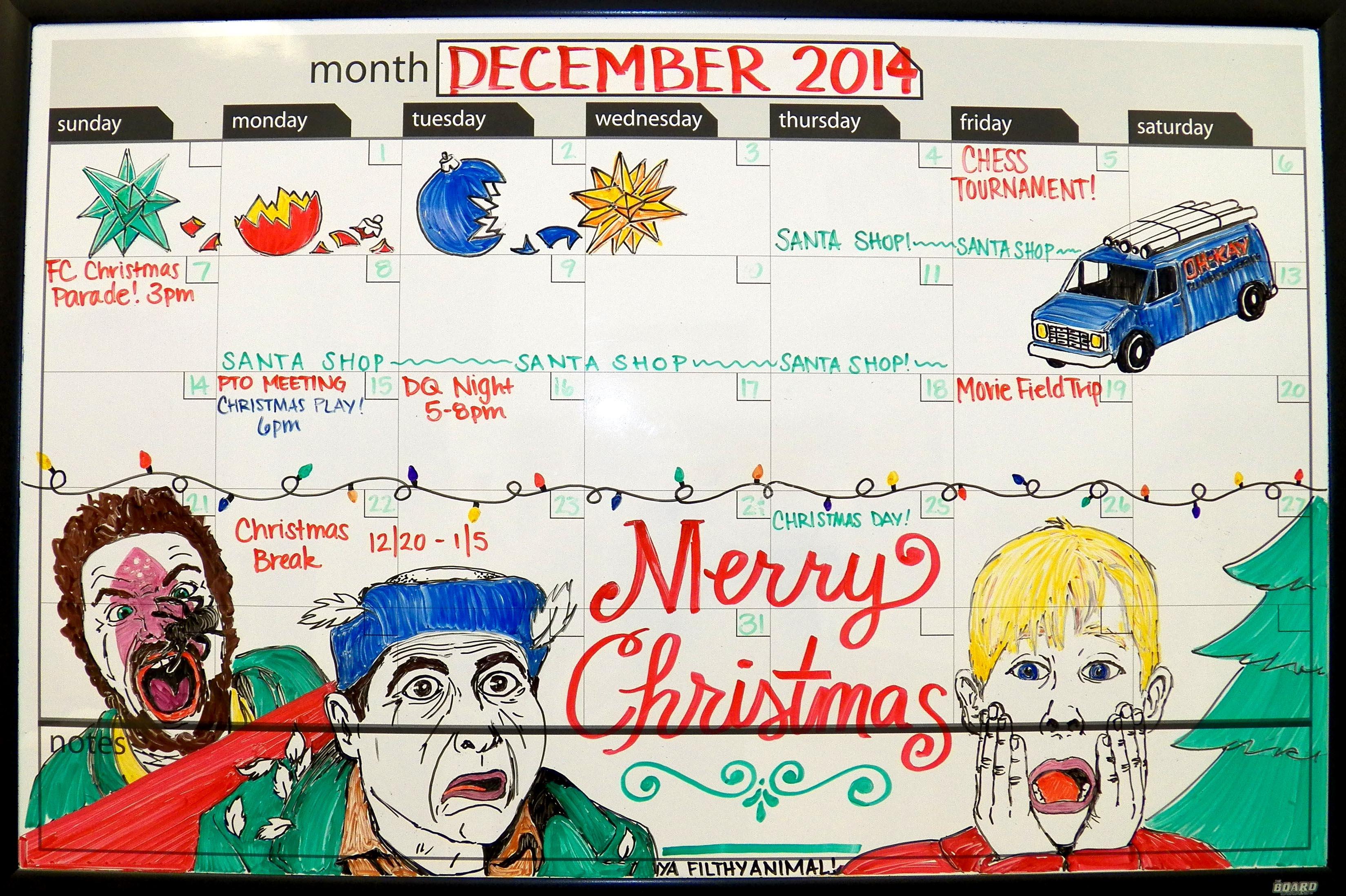 2014 - December