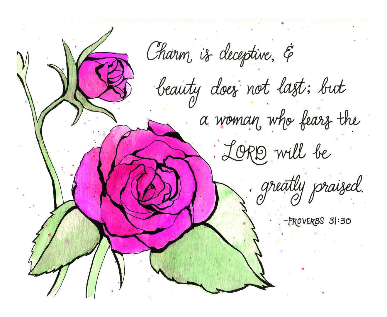 Charm Is Deceptive