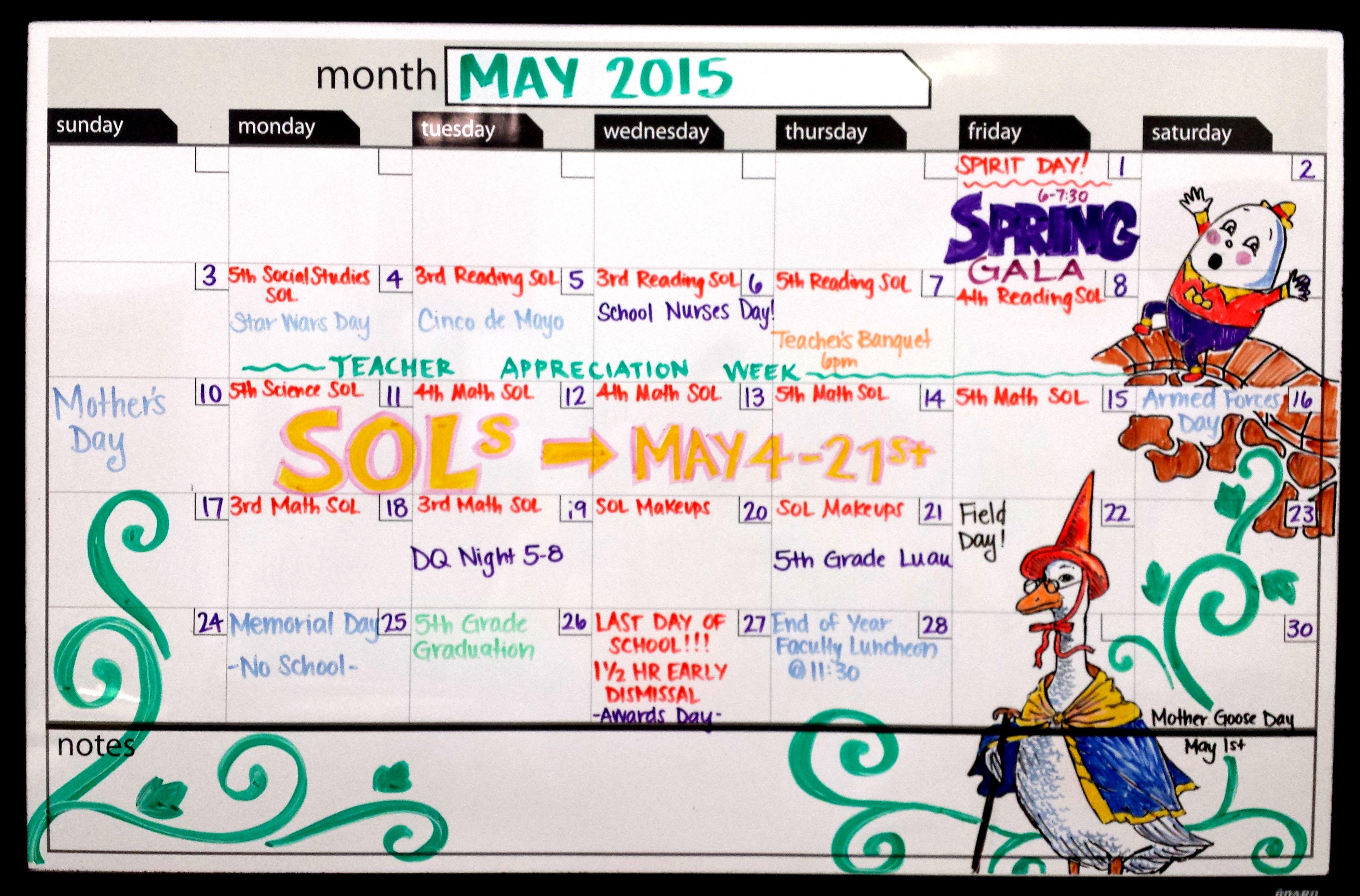2015 - May