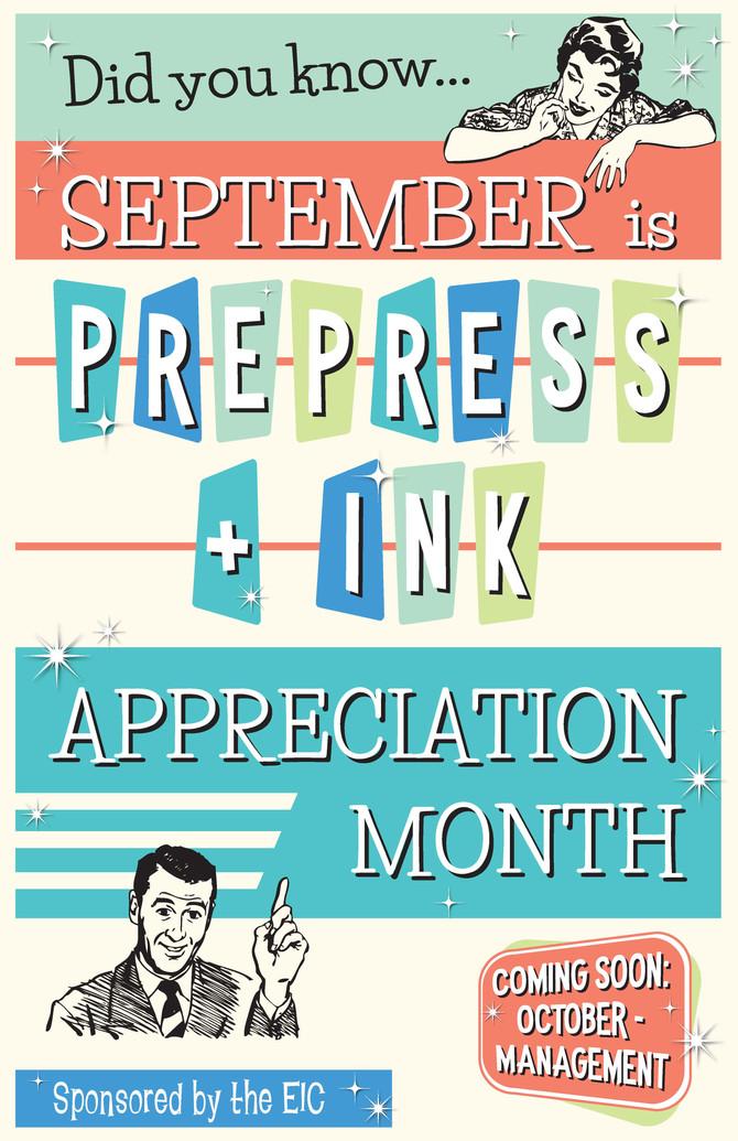 September Appreciation Month