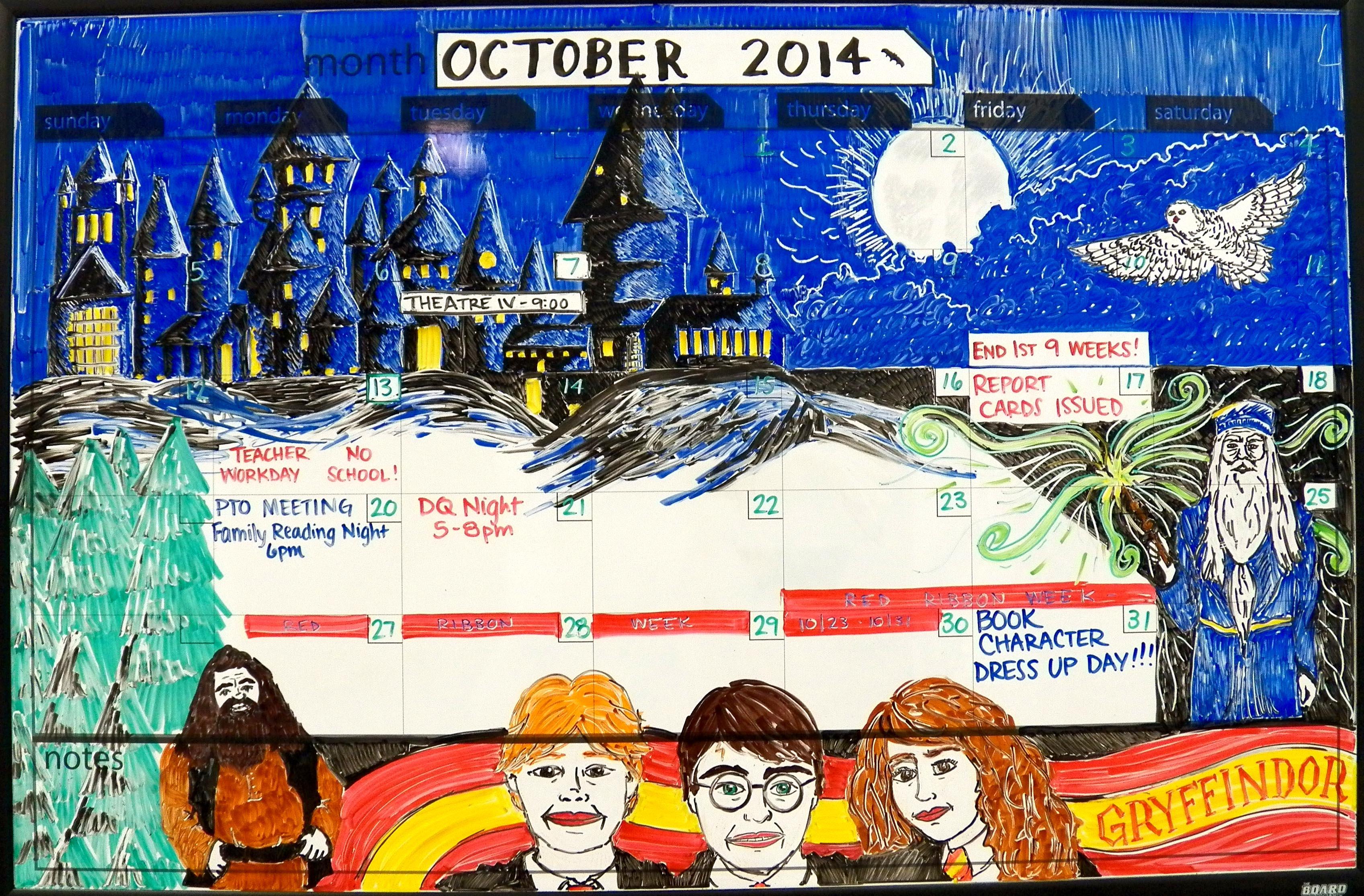 2014 - October
