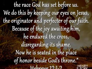 Hebrews 12:1-2