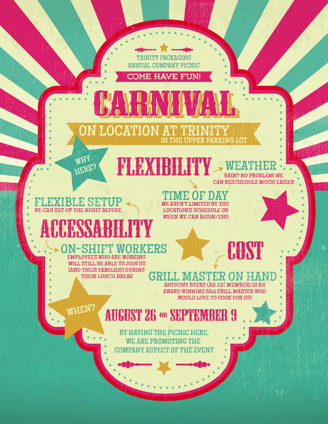 Carnival Infographic