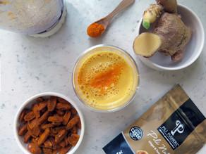 Recipe: Golden Pili Latte