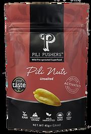 Pili Pushers Unsalted Pili Nuts
