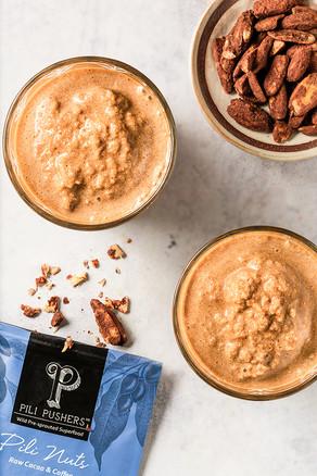 Recipe: Cacao & Coffee Pili Smoothie