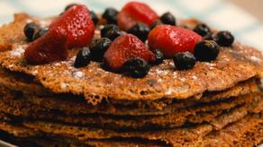 Recipe: Vegan Keto Pancake