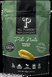 Pili Pushers Himalayan Salted Pili Nuts