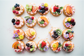 How to plan for healthy canapés