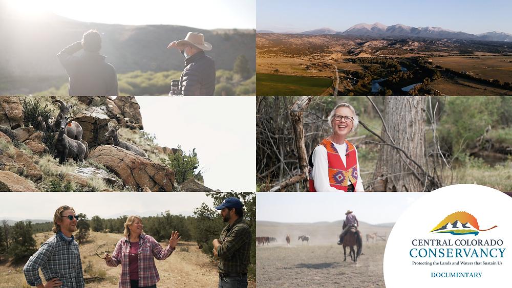 Central Colorado Conservancy - Zach Tucker David Skaggs