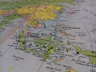 Como ler um mapa-múndi com pouco dinheiro. Viajando para um lugar amigável