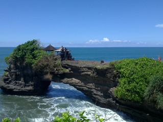 Do nordeste do Brasil à ilha de Bali. Uma viagem e suas aventuras
