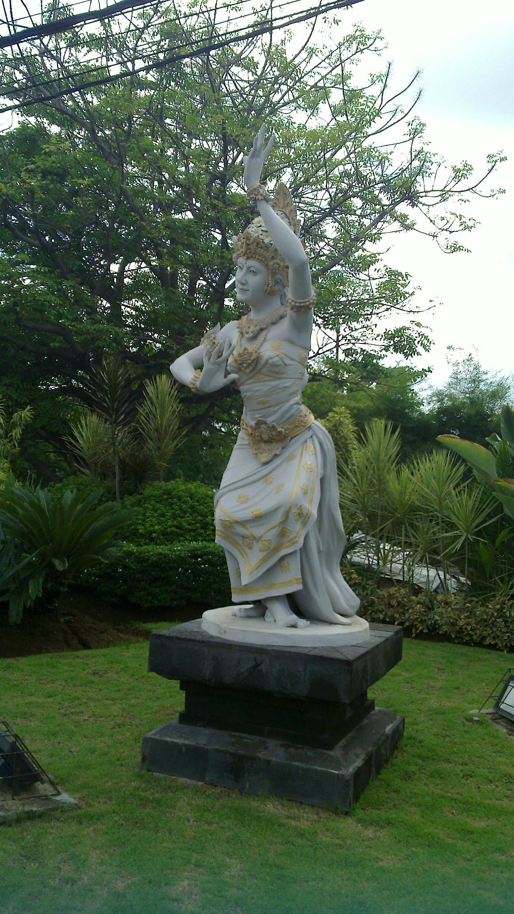 Dança tradicional balinêsa