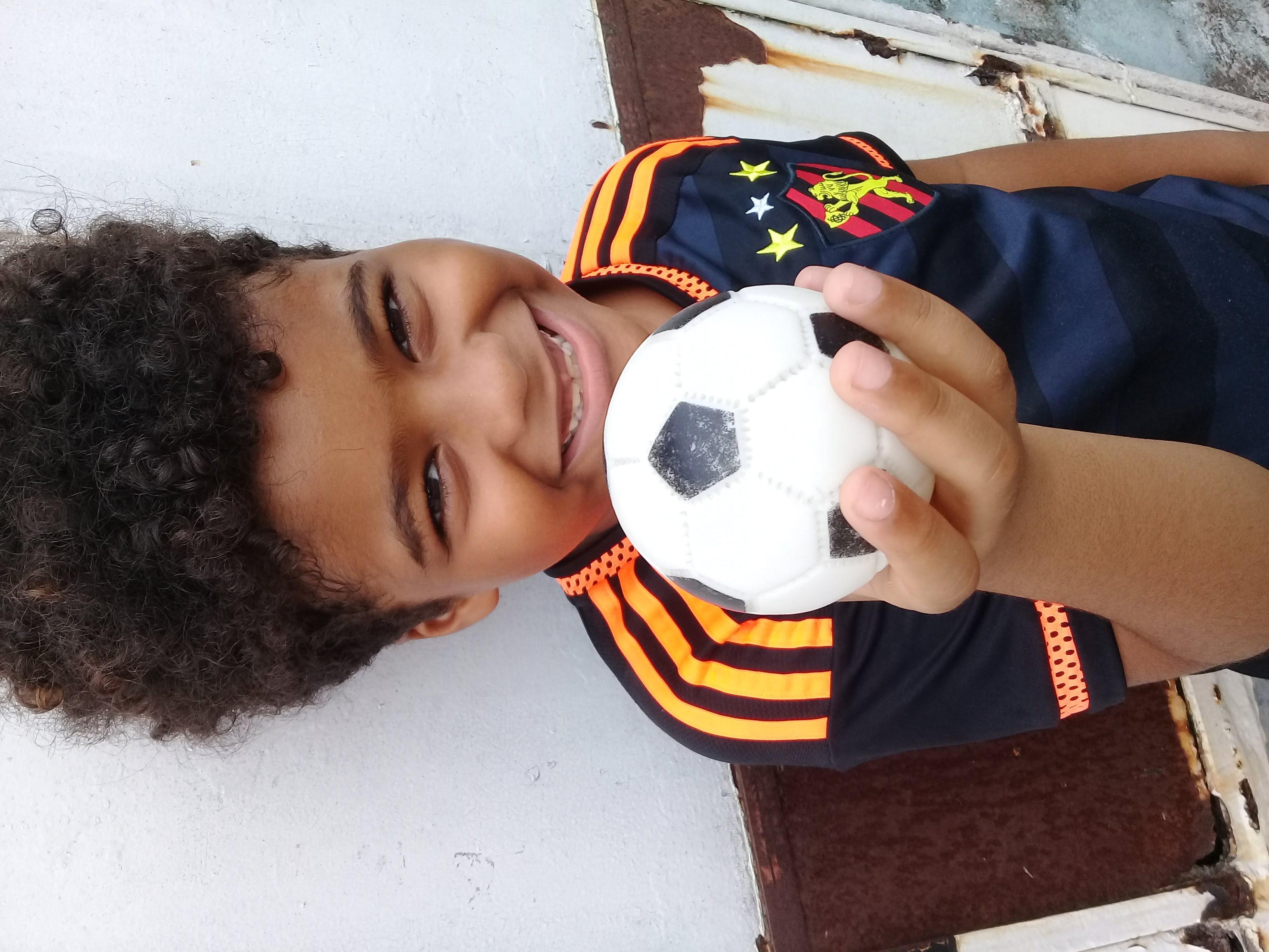 Futebol alegria